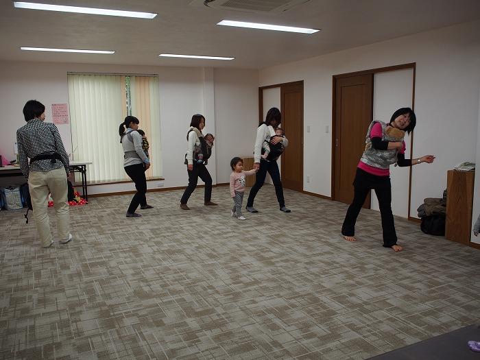 英語でベビーダンス
