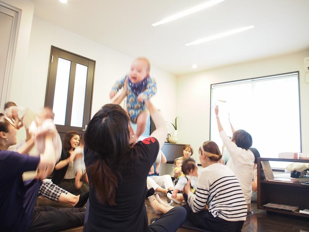 ベビマ+リトミックスペシャルコラボ教室