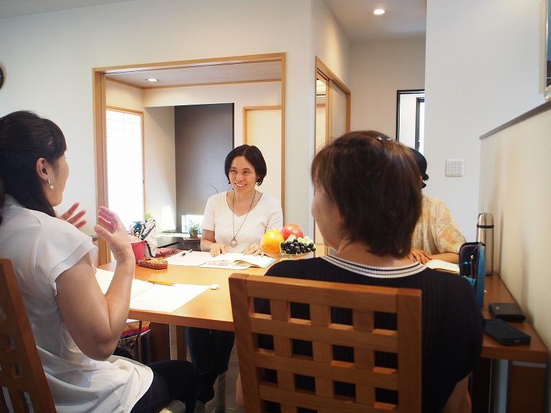 M-cafe@浜松で「ココロをトトノエル」